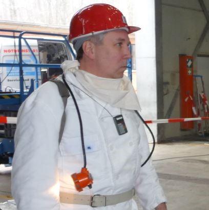 Michael Braasch - Sachverständiger im Bereich Sicherheitstechnik und Einbruchschutz