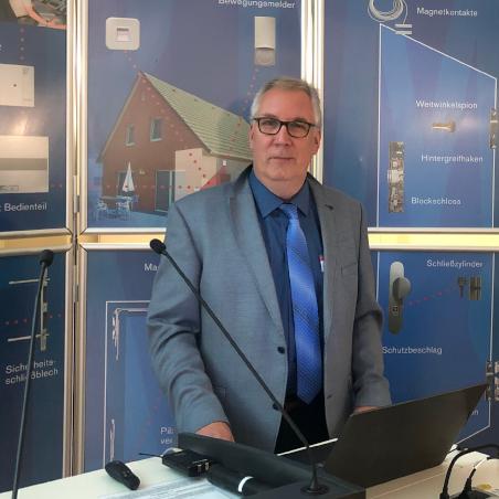 Fachvortrag Michael Braasch - Sachverständiger für Sicherheitstechnik